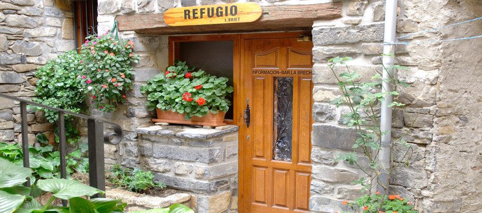 Refugio Lucien Briet